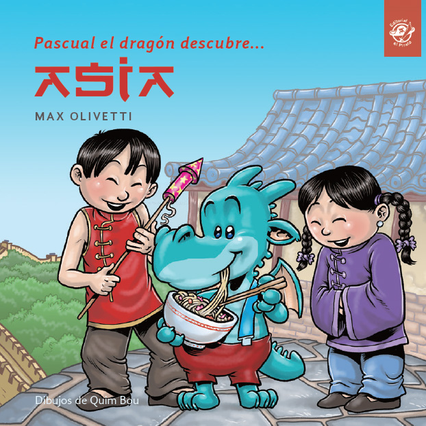 Pascual el dragón Asia