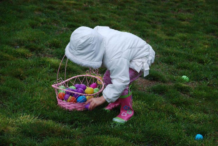 búsqueda huevos pascua