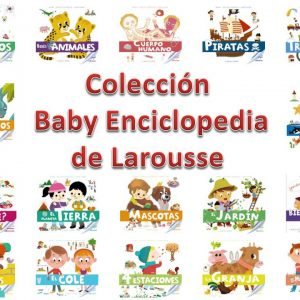 colección baby larousse
