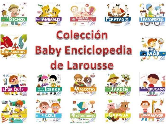colección baby larousse